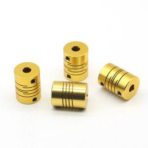Accoppiamento del codificatore del cilindro porta caratteri della srl che preme accoppiamento elastico