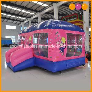 La cúpula de baile Moonwalk inflables para niños de la casa de rebote (AQ303-1)