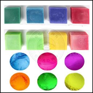 冷たいプロセス石鹸作成蛍光ネオン着色剤の顔料の粉