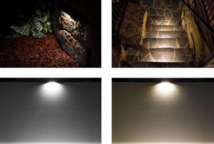 LED Hardscape IP67の軽い階段ライト5W 450lm