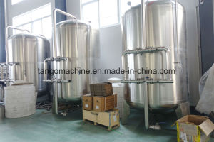 Botella de Pet automático de la planta de agua mineral agua maquinaria