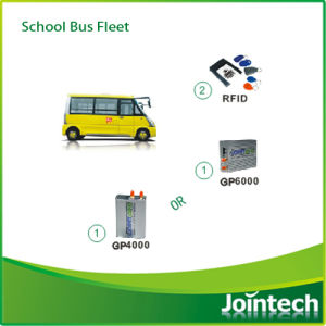 Gps-Fahrzeug-Verfolger für den logistischen Flotten-Gleichlauf und Management-Lösung