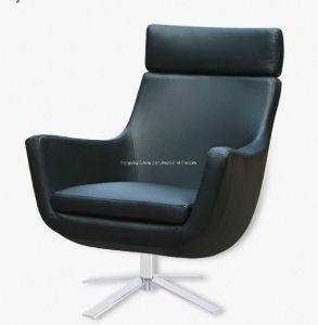 プロジェクトの革ソファのソファーの居間の余暇のホテルの椅子(HX-NCD558)