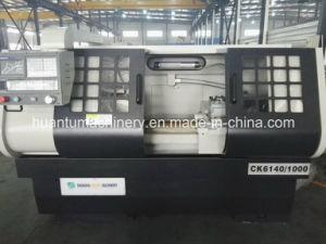 L'horizontale tour CNC tour lourds ou légers