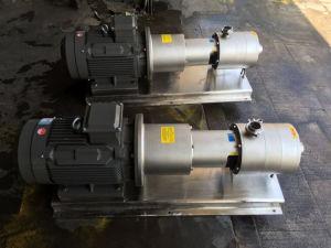 Pompa d'emulsione omogenea cesoie sanitarie dell'acciaio inossidabile delle alte