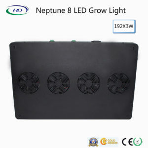 Nettuno 8 LED si sviluppa chiaro per le piante d'appartamento & i fiori