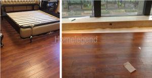 12mm multicapa pisos de madera fabricado en madera de teca