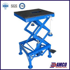 300lbs mini scissor la tabella di elevatore idraulica del for Mini pressa idraulica