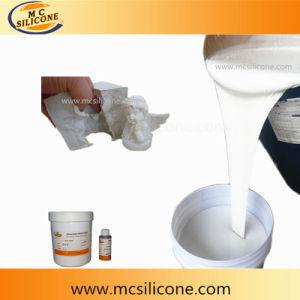 Silicone della cura RTV di condensazione per formatura del pezzo fuso del gesso/del modanatura/cemento del calcestruzzo