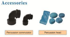 El equipo de fisioterapia Multi-Frequency Dispositivo de vibración para el edema