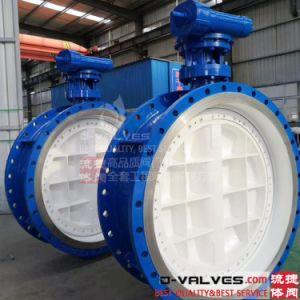 API609 fundición de acero inoxidable o acero de fundición de hierro y garra, la oblea Industrial de RF de la brida y verificar la válvula de mariposa J-Válvulas