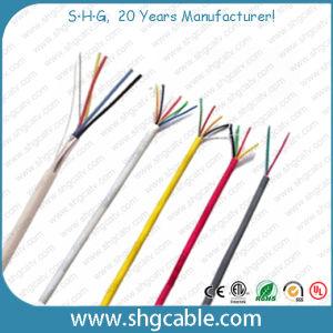 La protección de cables de alarma de 4 núcleos Unshield