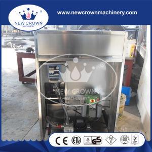 Semiauto industriel de la rondelle de bouteille de 5 gallons