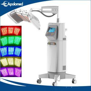 Rejuvenecimiento de la piel de la terapia de luz LED infrarrojos del dispositivo de PDT