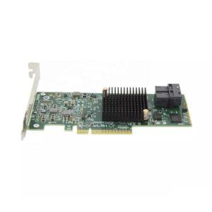 Sas LSI 9300-8I'adaptateur de bus hôte HBA SAS LSI00344H5-25573-00 Hba