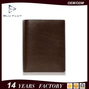Традиционный стиль подлинной PU кожаный кошелек монет мужчин производителя Wallet