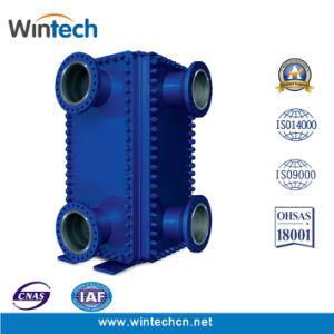 Chapa de Aço Inoxidável Multi-Passes Permutador de calor