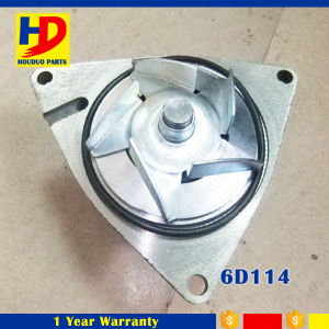Gemaakt in de Diesel van China 6D114 Pomp van het Water