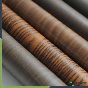 Film décoratifs en PVC pour les planchers/membrane/presse vide avec la meilleure qualité et prix