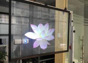 De donkergrijze AchterFilm van de Projectie met Zelfklevende Laag