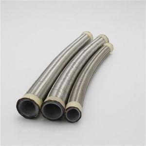 304 ss che intrecciano identificazione tubo flessibile di Teflon da 3/8 di pollice PTFE