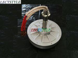 95 de la serie dm disco Coreless generador de imanes permanentes Pmg95dm 0.6kw 24V 380rpm alternador de imán permanente