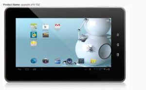 capacitieve PC van de Tablet van het Scherm van de Aanraking 7inch Boxchip A10 Androïde 4.0
