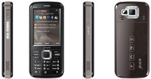 De dubbele Mobiele Telefoons van de Muziek van de Kaart SIM met Yamaha Muziek IC (F78)