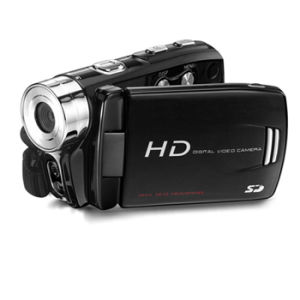 Promotion Special Gift 4x Digital Zoom HD Video Camera HDDV-313C