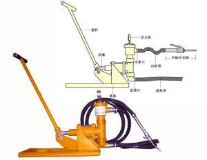 Ручной работы насоса шпура (МГ-808)