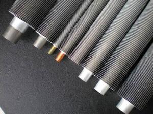 バイメタルのFinned管