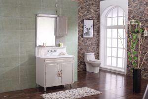 贅沢な鋼鉄ステンレス製の浴室か浴室用キャビネットTp2018
