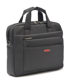 [لبتوب كمبوتر] يحمل مفكّرة عمل نيلون حقيبة يد 15.6 '' الحاسوب المحمول حقيبة