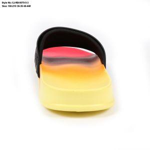 De productie van de Mensen EVA van het Comfort van het Embleem van de Douane glijdt Pantoffels