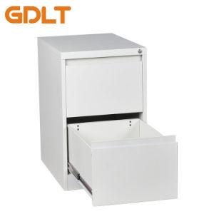 Casellario d'acciaio verticale di disegno del cassetto di Godrej 2 delle forniture di ufficio del metallo