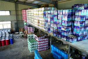Basé sur l'eau -revêtus de PVC adhésif en plastique vide