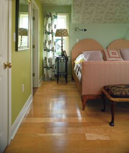 Haute qualité American cherry Engineered Flooring (Cherry engineered flooring)