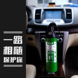 Pulvériser de l'extincteur extincteur de type aérosol pour voiture utilisée