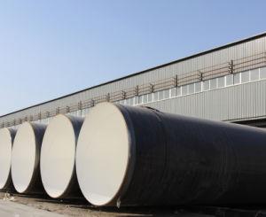 Высокое качество A53 серии ВПВ 3PE трубопровод с покрытием
