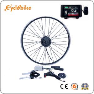 Nuovo kit elettrico variopinto di conversione della bici della visualizzazione 36V 250W