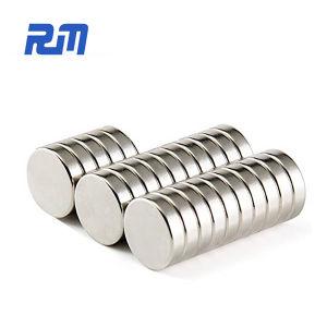 Beschichtung-Neodym-kreisförmiger runder Platten-Magnet des Zoll-N35 N38 N40 N42 N45 N48 N50 N52 Ni/Zn/Epoxy