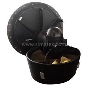 信頼できる海洋推進力の青銅の舵のプロペラ