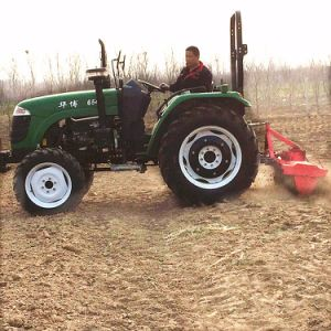 農業の機械装置装置のフロント・エンドローダーの小さい農場トラクター