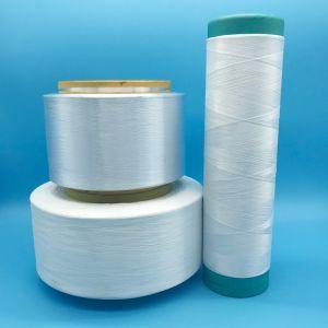 Poliestere 100% che imbianca la fibra di poliestere (DDOW/OW)