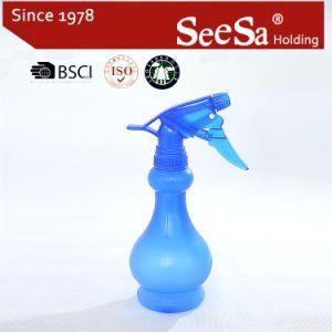 330ml frasco pulverizador de PE de plástico/Pressão manual acionam o Pulverizador (SX-2080)