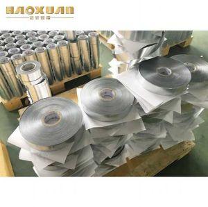 冷却装置のための防水強い付着力溶媒アルミホイルテープ製造