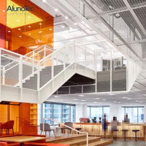 ليزر قطعة لون ألومنيوم مرشّح شبكة في المكتب