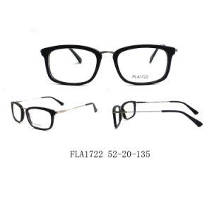 Nieuwe Manier Modieuze Populaire Innovatieve Eyewear met de Spiegel van de Kleur (FLA1722)