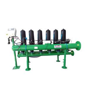 Crépine de postdéduction automatique pour l'irrigation au goutte à goutte