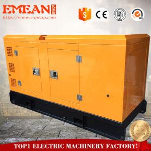 20kw 25kVA de Stille Diesel Generator van uitstekende kwaliteit met de Motor van Cummins